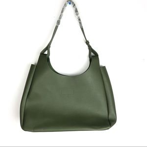 Neiman Marcus Green 2019 Fall Collection Tote.NWOT